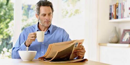 8 điều những người thành công làm trước bữa sáng