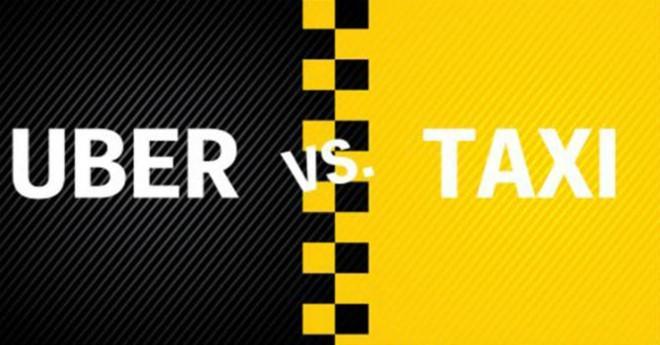 Có hay không việc cạnh tranh không lành mạnh của Grab và Uber với taxi truyền thống?