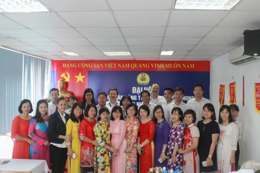 Công đoàn Công ty TNHH Thương Mại Thiên Phong tổ chức Đại hội công đoàn lần thứ 2, nhiệm kỳ 2017 - 2022