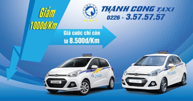 Giá cước Thành Công Taxi Hà Nam