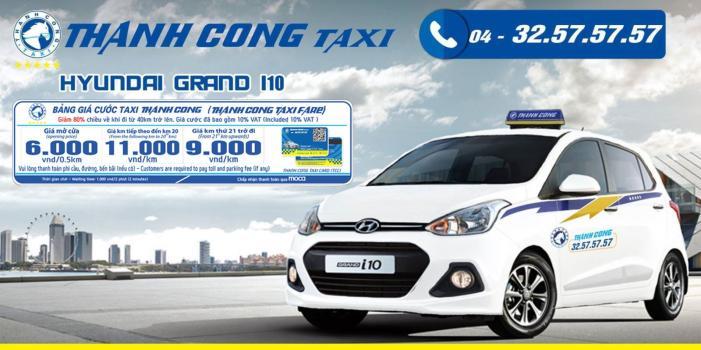Giá taxi ở Hà Nội thuộc top rẻ nhất thế giới