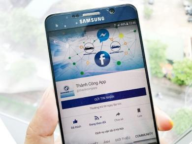 [Sống kết nối] Trải nghiệm Thành Công App trên Facebook Messenger