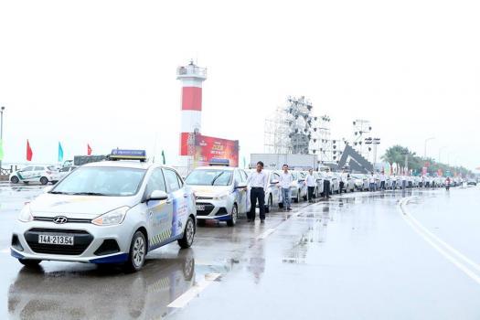 Taxi Thành Công khai trương VPGD chi nhánh Hòn Gai tại Quảng Ninh