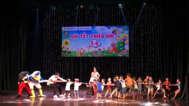 """Taxi Thành Công tổ chức chương trình """"Vui Tết Thiếu Nhi"""" 1-6-2018"""