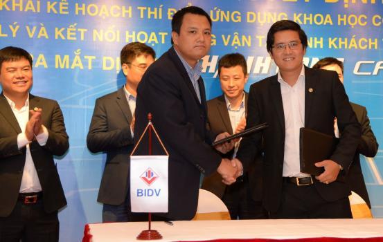 Taxi Thành Công triển khai ứng dụng đặt taxi online