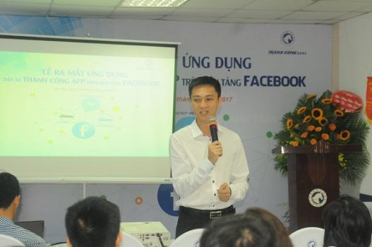 Ứng dụng công nghệ đặt xe qua mạng xã hội