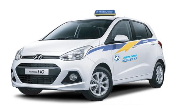Vì sao Hyundai  Grand i10 là sự lựa chọn số 1 của các hãng taxi Việt